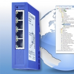 Secure remote access for industrial networks