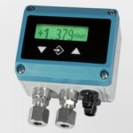 Differential pressure transmitter and switch