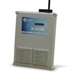 SMS module for UV water purification systems
