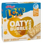 LCMs Oaty Bubble Bars - Original Oats