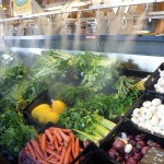 Humidification system delivers longer shelf life for fresh food