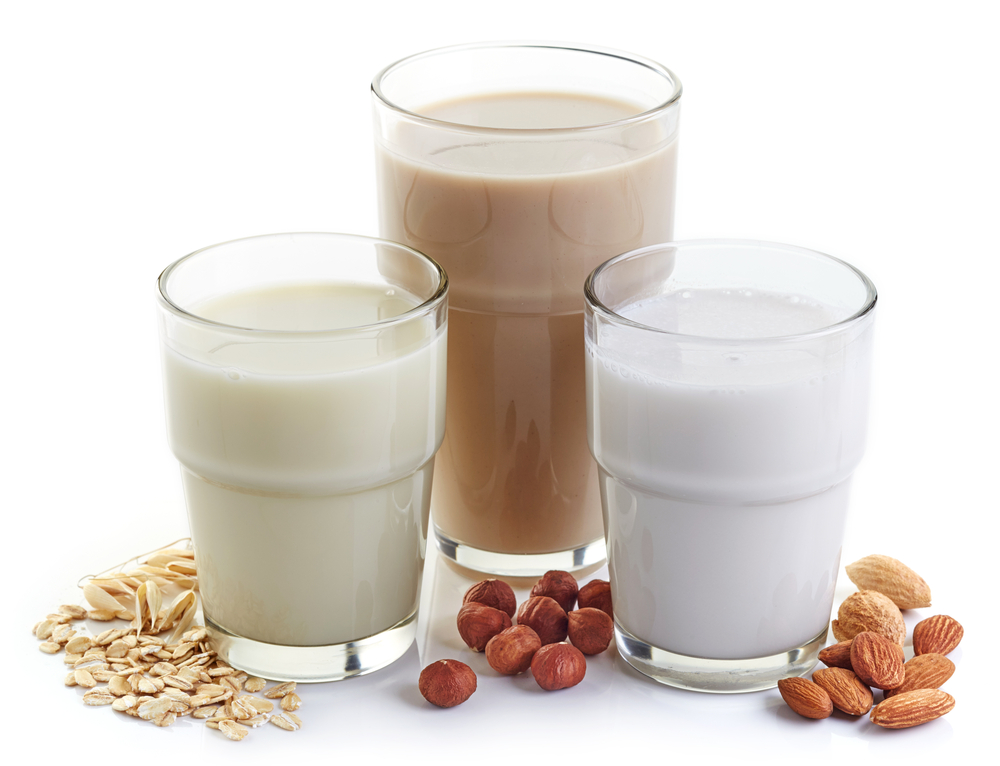 Global dairy alternative drink market on the rise