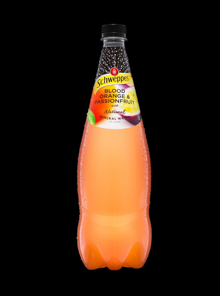 SCHWEPPES_BloodOrange and Passionfruit