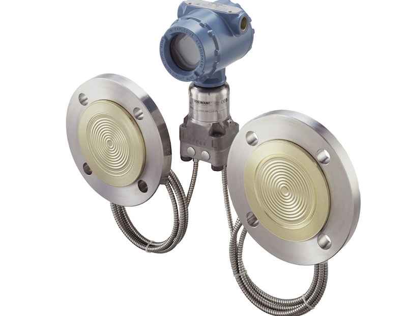 Rosemount 3051S Series scalable pressure, flow, and level solutions.
