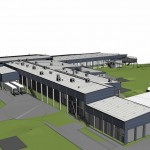 Swickers Kingaroy Bacon Factory 3D View