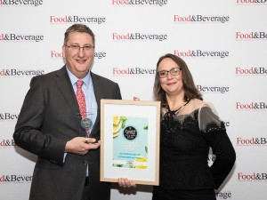 Food Safety Equipment and Materials, sponsored by COG Advertising, was awarded to CCP Technologies Ltd for CCP Network Australia. CPP's Anthony Rowley (left) and Janine Clements.
