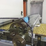Polycarbonate Guarding for Muesli Bar Conveyor
